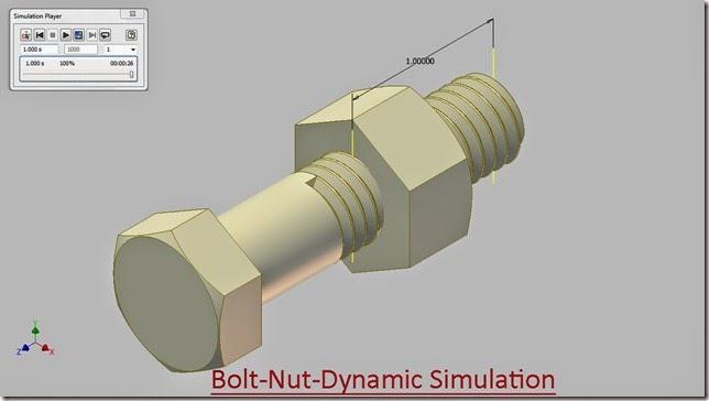 Bolt-Nut-Dynamic Simulation_1
