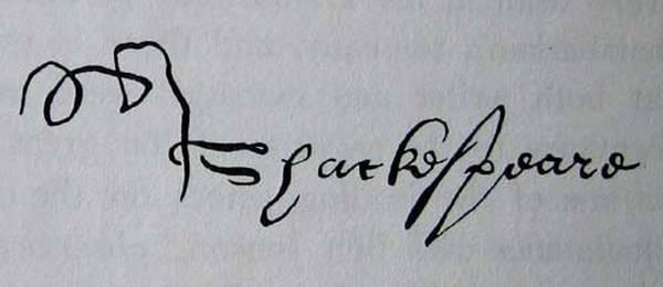 10- A assinatura mais rara