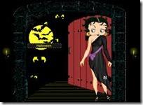 animaciones de Betty Boop halloween