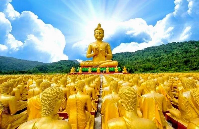 Nghiên cứu kinh điển Phật pháp - Người Áo Lam