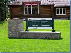 2289 Manitoba Riding Mountain National Park - Visitor Centre Wasagaming