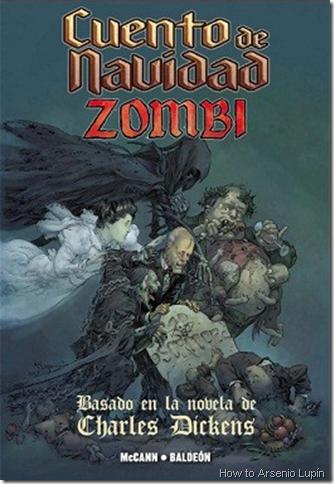 Cuentos de navidad zombi