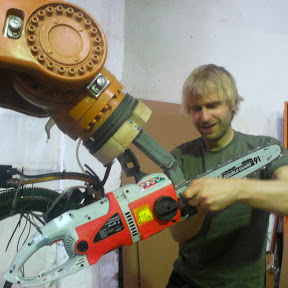 chainsaw robotic