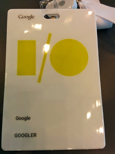 Google I/O 2014 Badge