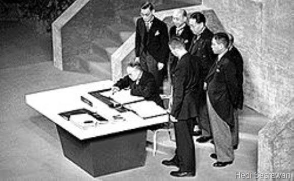 Dampak Positif Perjanjian San Francisco