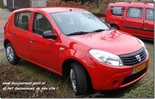 Dacia Sandero Basis Samet 12