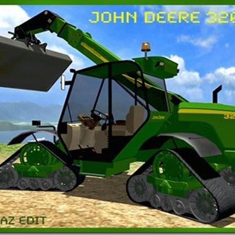 Farming simulator 2011 - John Deere 3200 TT (trattore)