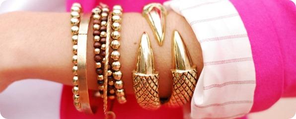 bracelete-garra-dourado