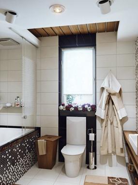 cómo diseñar y decorar un baño pequeño