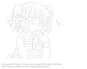 [AA]Hiro (Hidamari Sketch)