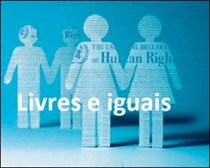 ONU Livres e Iguais