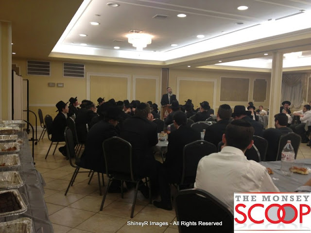 Shloshim for Mother Of Rav Chaim Zev Levitan, Rov In Olympia - photo%252525252024.JPG