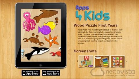 Wood PuzzleFamily