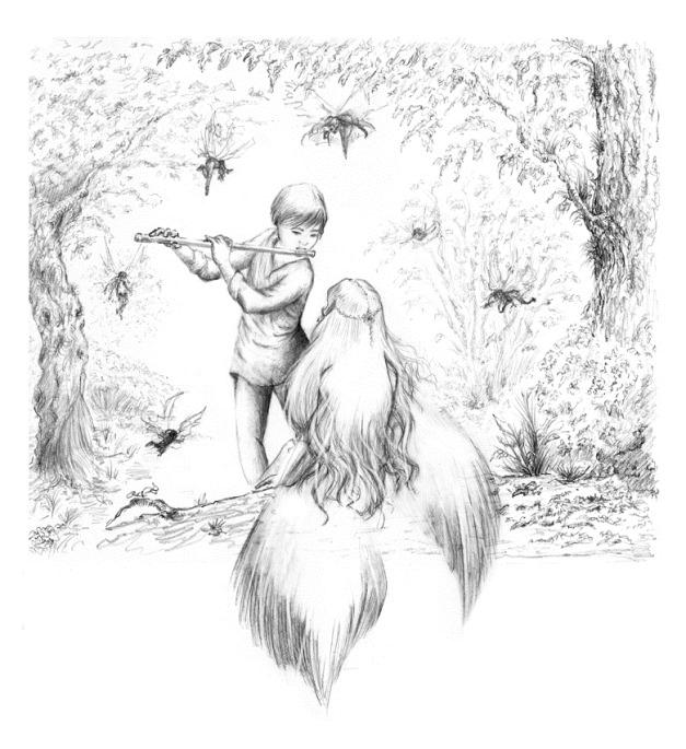 alediazbouza_ilustracion_musica_hadas