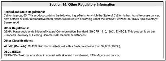 MSDS_ANSI_Section_15