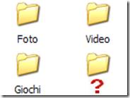 Come creare una cartella senza nome su Windows