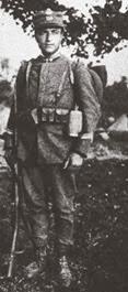 Clemente Rebora sul fronte giuliano