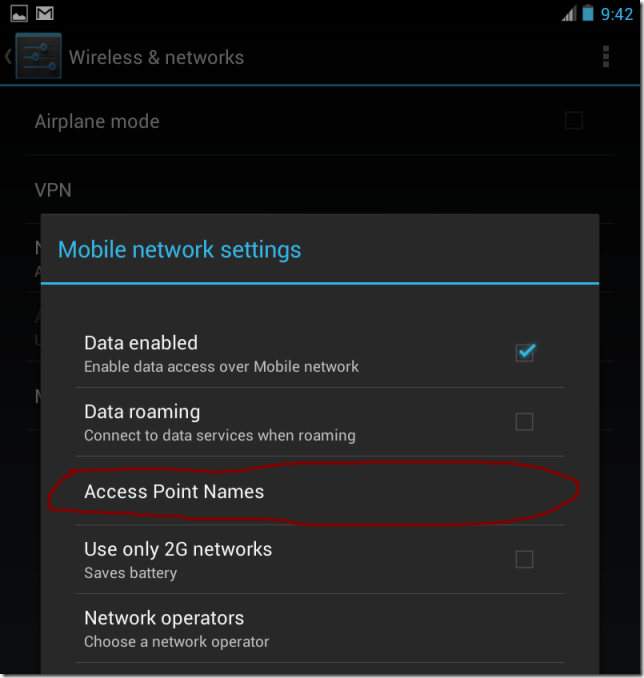 02-select-access-point-names