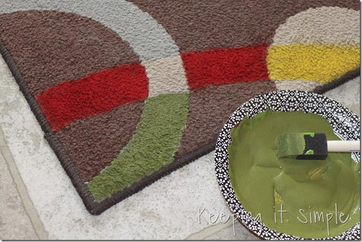 painted rug (6)