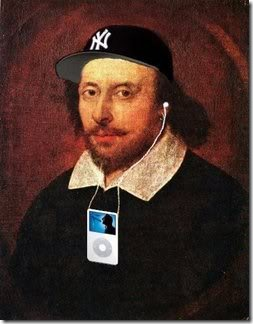 Hip-Hop Shakespeare with iPod