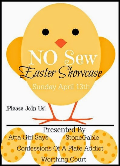 No-Sew Easter Showcase