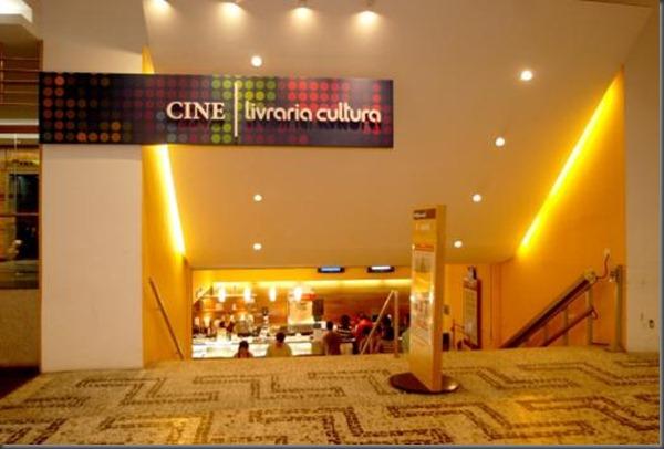 Cine Livraria Cultura - Conjunto Nacional - Av. Paulista - Foto Divulgação 2