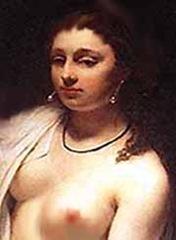 Donna, elaboraz. da Bathsheba di W.Drost