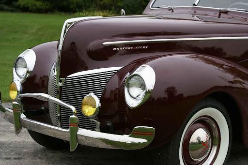 buick eight 1940