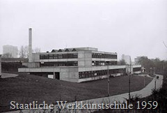 Staatliche Werkkunstschule 1959