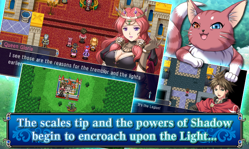 RPG Asdivine Hearts Screenshot 4