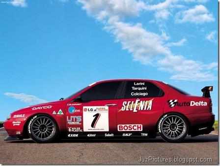 Alfa Romeo 156 GTA Autodelta (2003)3
