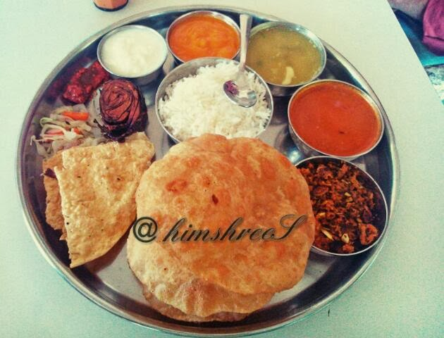 Tasty Tuesday Thali