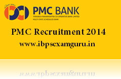 PMC Bank Recruitment 2014 – Executive Cadre