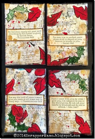 Scripture Cards Peace