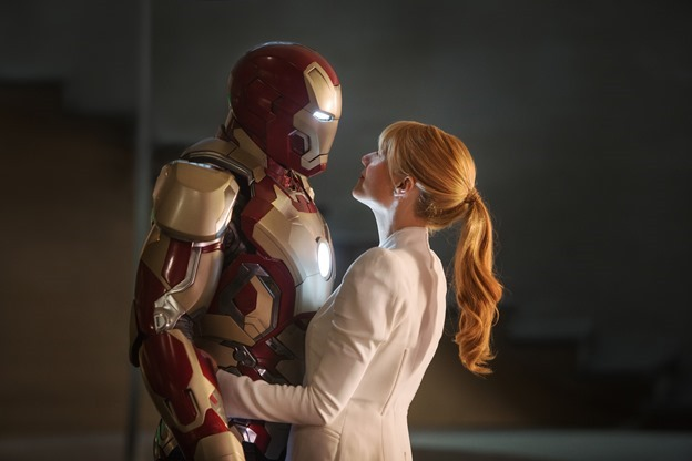 Is Iron Man 3 appropriate for children? A content guide for parents including violence, sexuality, and cursing