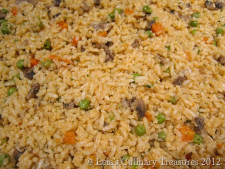 main-rice pilaf