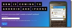 3 Langkah Mudah Memakai BBM di Android dan iPhone