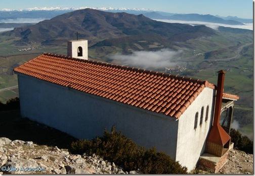 Ermita de Santa Bárbara - Higa de Monreal