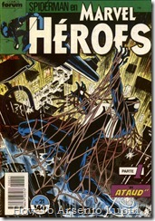 P00013 - Marvel Heroes #21