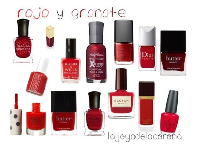 rojos