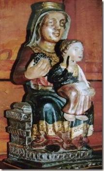 Virgen de Arnostegui - Obanos