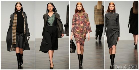 Moda e Cabelos Outono/Inverno 2013