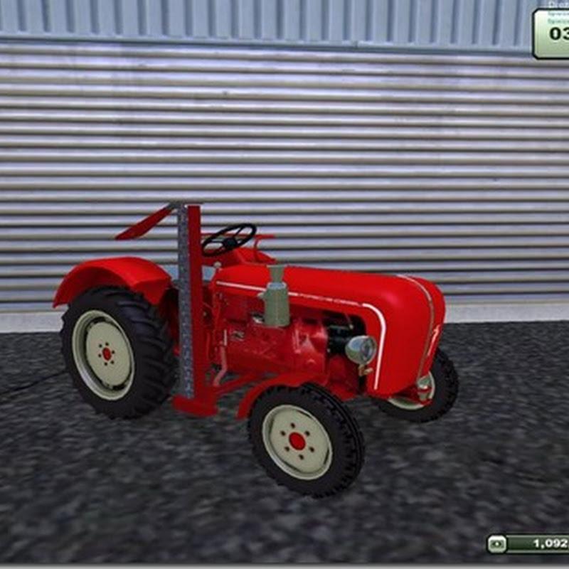 Farming simulator 2013 - Junior Porsche Tuning Model Mod