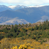 Spooner Range Lookout - En Route to Karamea, New Zealand