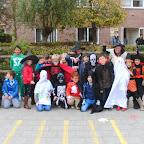 Halloween in het tweede leerjaar