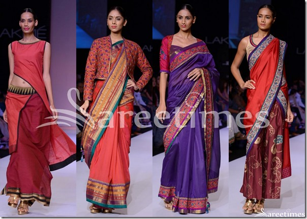Shruti_Sancheti_Sarees_LFW_Winter_Festive_2013