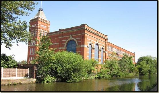 Regent Mill, home of Russell Hobbs Inc