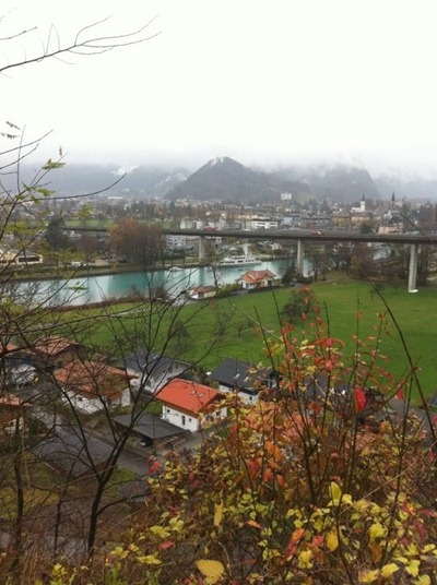 صور انترلاكن سويسرا