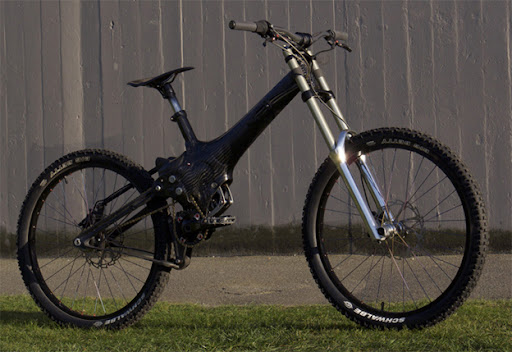 lahar, readers' rides, carbon dh bike, nsmb
