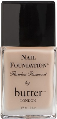 butter LONDON Nail Foundation - my favorite basecoat for swatching
